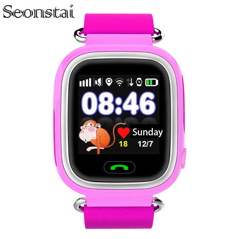 Colorful Touch Screen Q90 Q80 Q50 font b Smart b font font b Watch b font