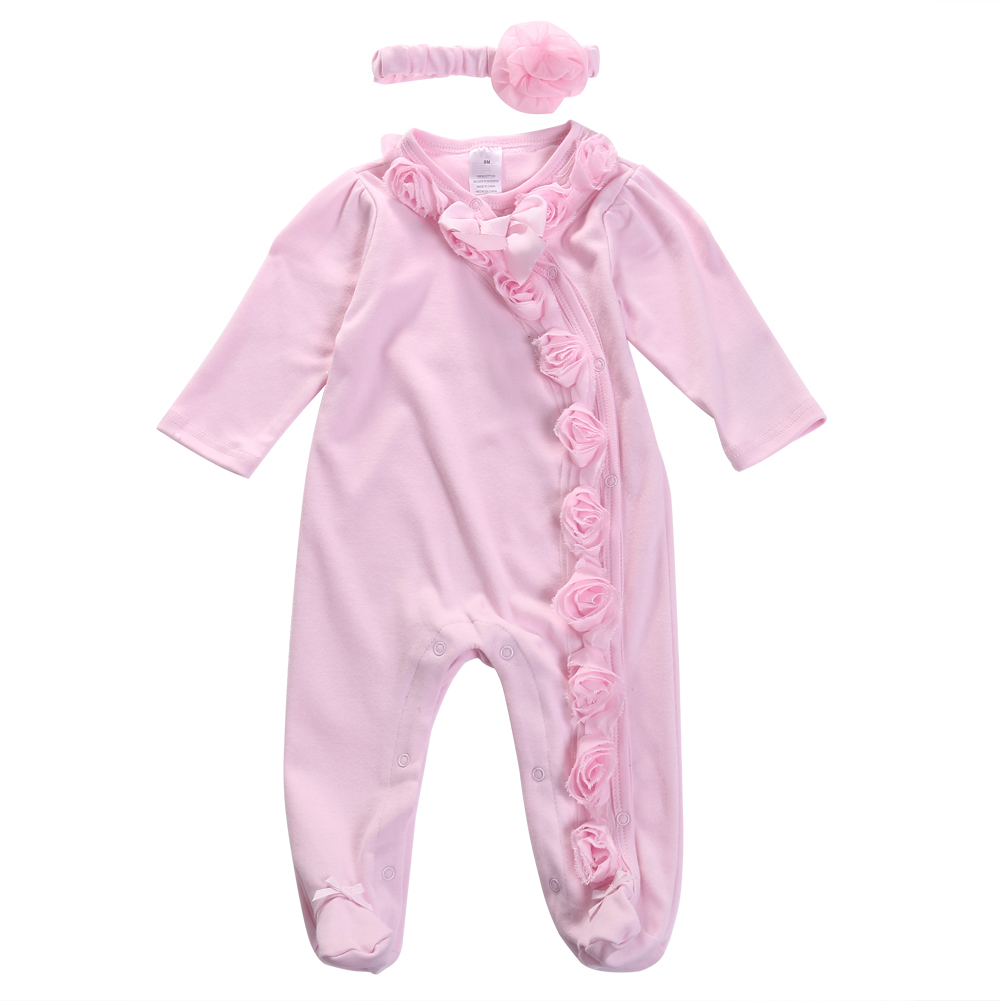 Compare Prices on Baby Girl Footie Pajamas- Online Shopping/Buy ...