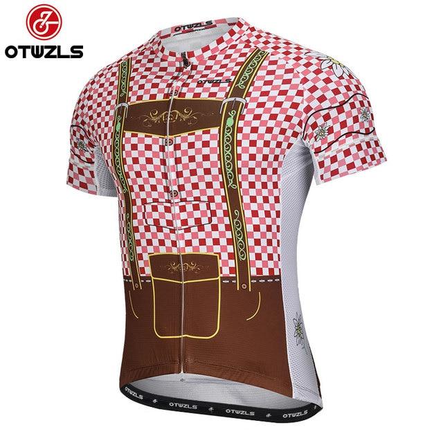 cycling jersey short sleeve 2018 summer men mountain bike clothing MTB  bicycle bike riding jersey short reflective cycle wear 01e0f0a49