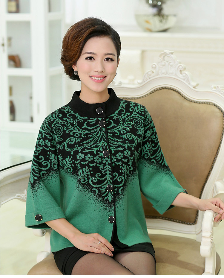Aliexpress.com : Buy Women's Thickening Sweater Coat Outerwear ...
