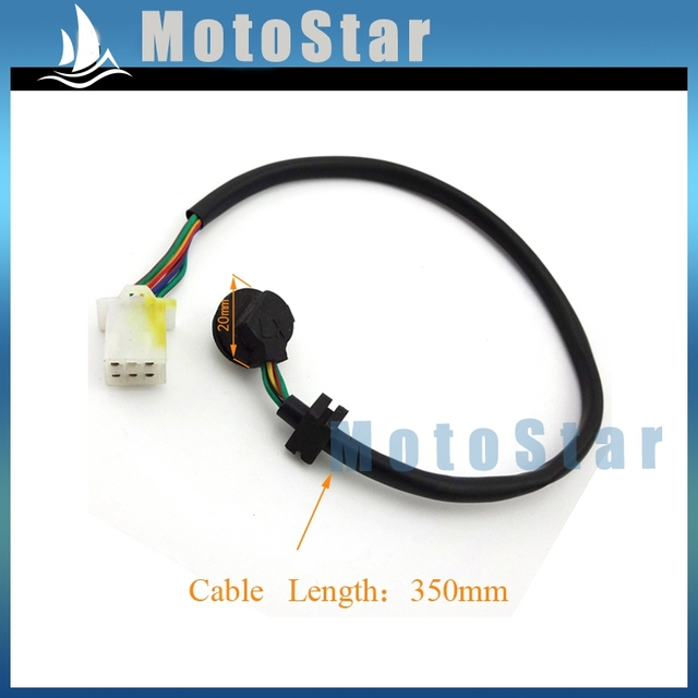 US $4 54 30% OFF Gear Position Sensor Switch Transmission Indicator 5 Wire  Pin For Chinese Go Kart ATV Quad 4 Wheeler Motorcycle Dirt Pit Bike-in