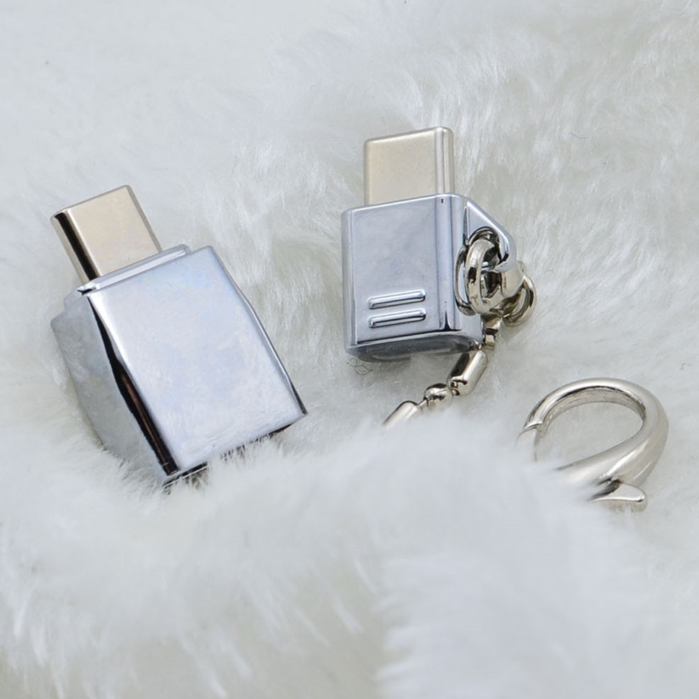 Image 3 - New Micro type C Zinc Alloy Transfer Joint USB Master Transfer USB3.1 Bus Transfer Joint Set-in Plug & Connectors from Consumer Electronics