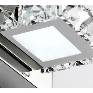 Image 3 - Carré K9 6W cristal salle de bain luminaires Led bain vanité appliques murales lumière chambre couloir applique rétro intérieur applique