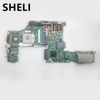 SHELI  laptop Lenovo ThinkPad W530 motherboard mainboard Q1-A2 Graphics FRU 04X1511
