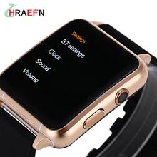Hraefn M88 Heart Rate Monitor Smart Watch relogios Support GSM SIM TF Card smartwatch Clock wearable devices For iOS Android