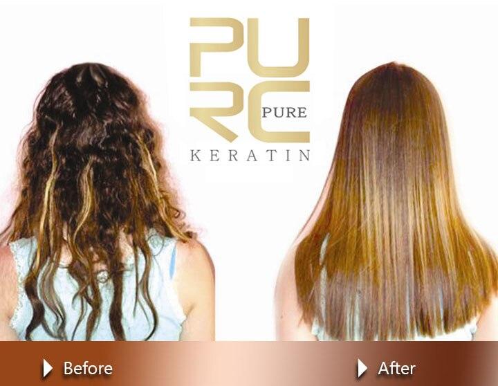 Aliexpress.com : Buy 300ml keratin hair treatment 5% formalin hot ...