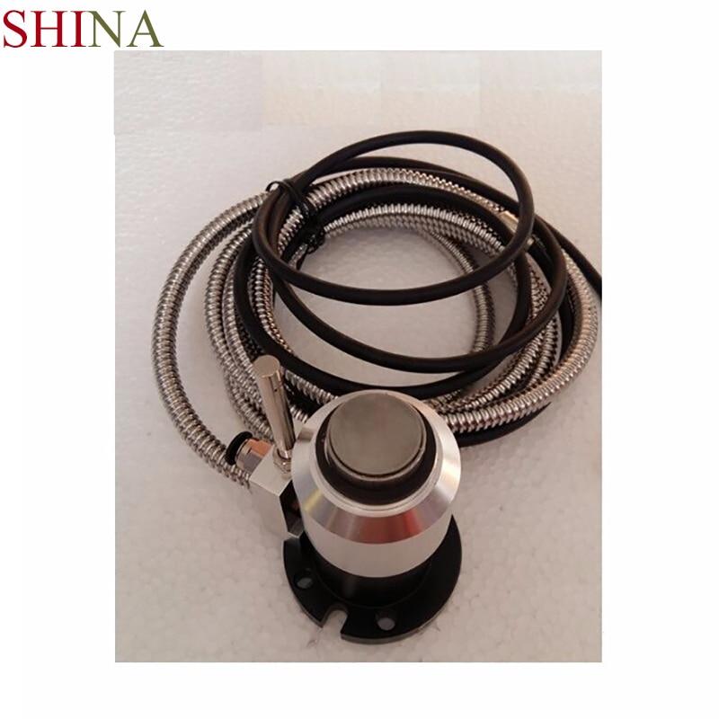 CNC Automatique Outil Capteur Tactile Avec Cadre De Soufflage Jauge Z-Axe Préréglage Localisateur Normalement ouvert avec une Course de 5mm pour Mach3