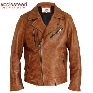 Top 10 Most Popular Men Yellow Leather Jackets Brands