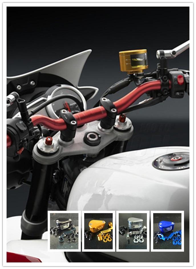 Motorcycle Universal Refit Brake Oil Cup Pump Three Dimensional
