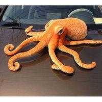 80CM Big Funny Cute Octopus Squid Stuffed Animal Soft Plush Toy Doll Pillow Decoration Gift Stuffed & Plush Animals