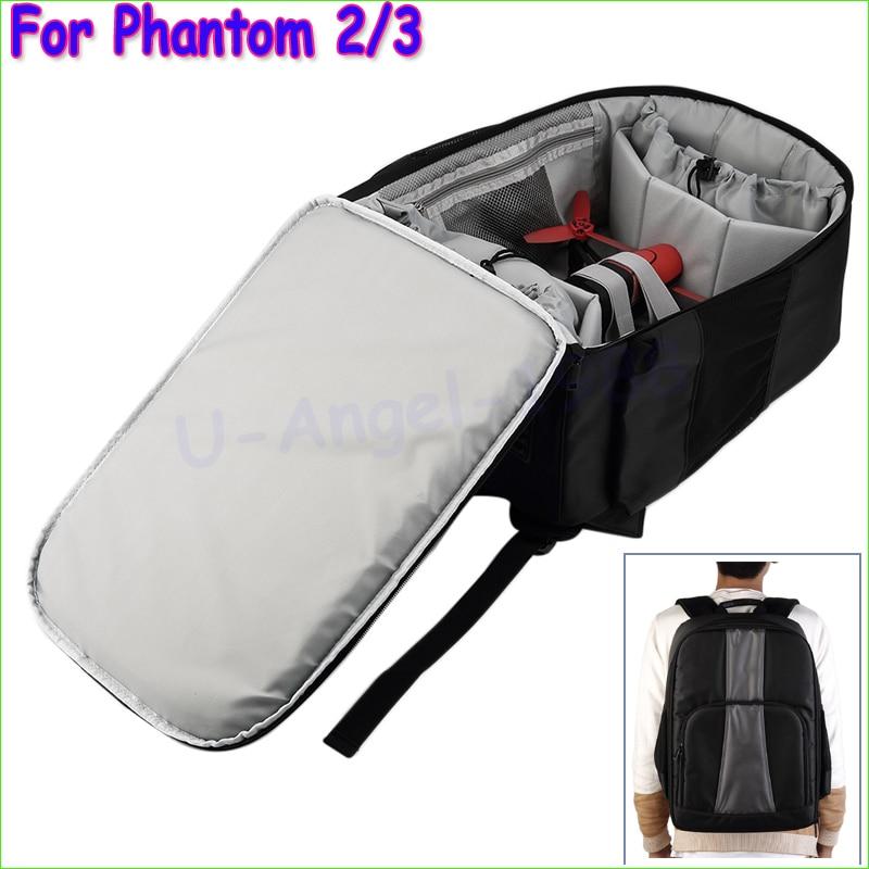 ФОТО 1pcs 3 in 1 Shoulder Bag Backpack For Phantom 2/3 For Zero Xplorer For Parrot Wholesale