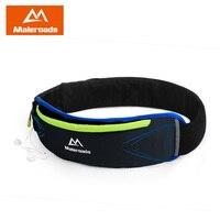 Maleroads Waterproof Gym Running Belt Cycling Waist Bag Ultralight Sport Fanny Pack Cell Phone Holder Money