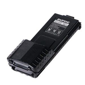 Image 5 - Baofeng UV 5R 8 ワット 3800 の 1500mah バッテリートランシーバー 128 デュアルバンド双方向ラジオ UHF & VHF 136  174 & 400 520 アマチュア無線トランシーバ