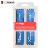 Kingston 8GB 2 4GB 16GB 2 8GB HyperX FURY Desktop DDR3 1866 MHz PC3 14900 Desktop