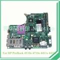 583077-001 placa base para hp probook 4510 s 4710 s 4411 s madre del ordenador portátil pm45 ati graphics ddr3 100% probado