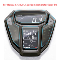 KEMiMOTO For HONDA AFRICA TWIN CRF1000L CRF 1000L Speedometer Protection Film Screen Anti Blue Light Cluster