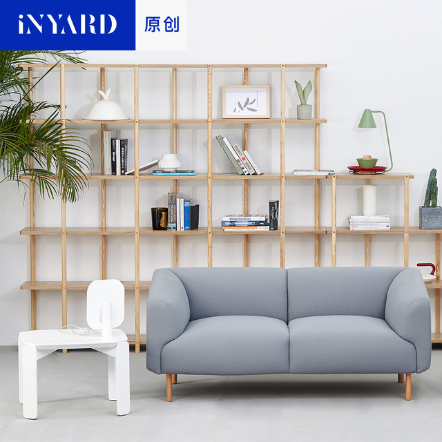 luxury sofa sets one two three seat with Gabriel Fabric solid frame scandinavian style design by Nadadora Design studi