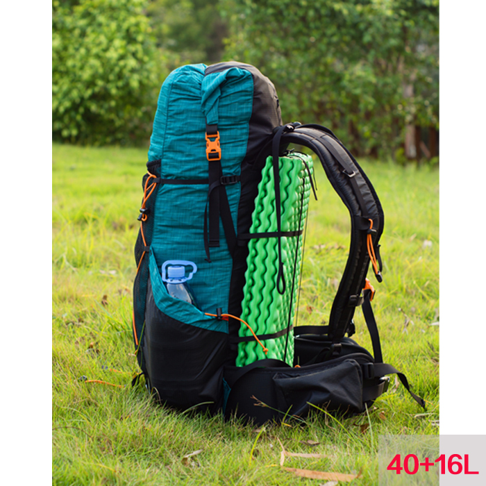 Water resistant Hiking Backpack Ultralight Camping Pack Travel ...