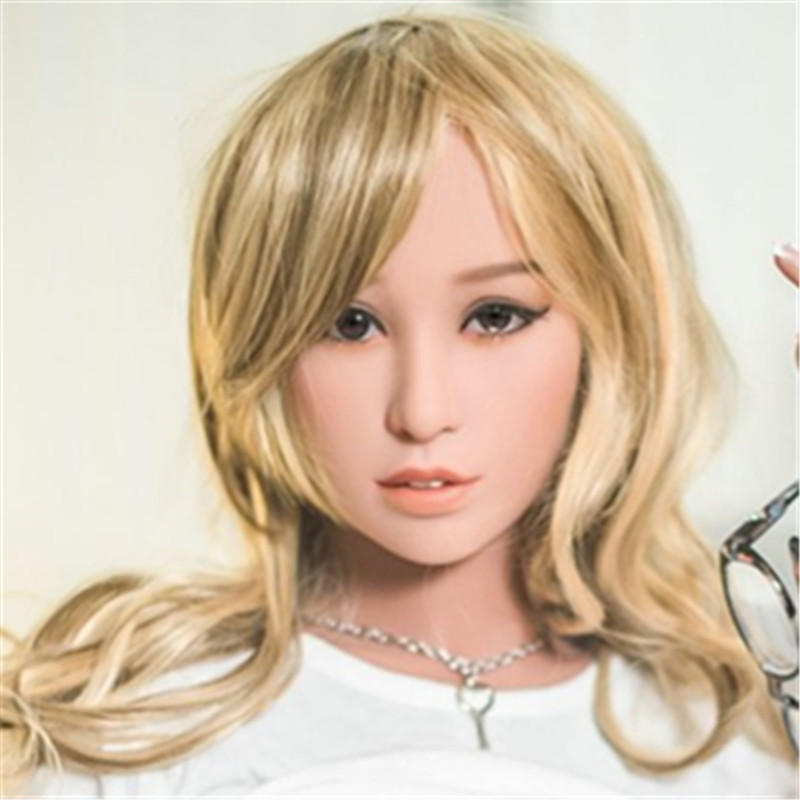 NEW WMDOLL  Sex doll Head For  real silicone Doll can meet  140-170cm sex dollNEW WMDOLL  Sex doll Head For  real silicone Doll can meet  140-170cm sex doll