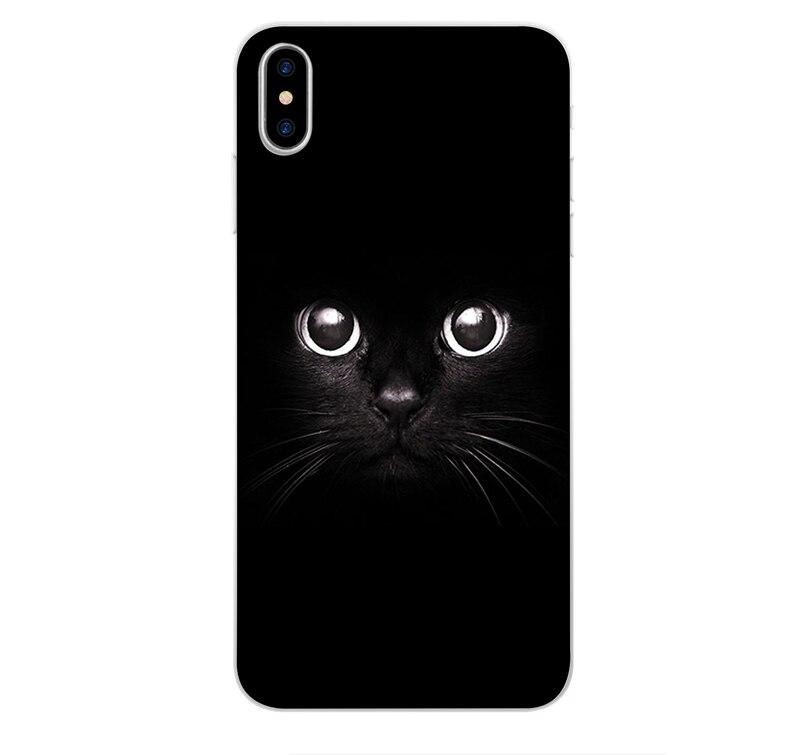 innovative design bacc7 694e8 Black Cat iPhone Case