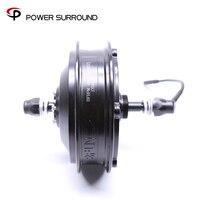 48v 500w Bafang Bpm rear Gear Hub Motor High Speed E bike motor wheel electric bike kit