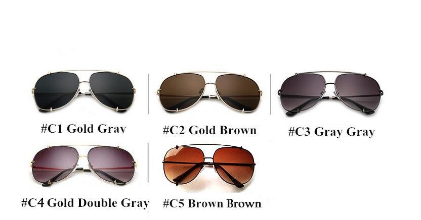 2018 New Goggle Sunglasses (7)