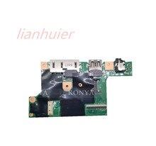 새로운 오리지널 레노버 THINKPAD S3 yoga 14 yoga 3 14 헤드폰 USB 소형 보드 USB 포트 00HN612