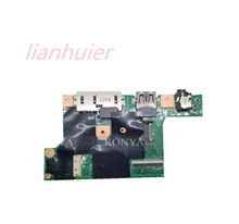 new original For Lenovo for THINKPAD S3 YOGA 14 yoga3 14 headphone board USB small board USB port  00HN612