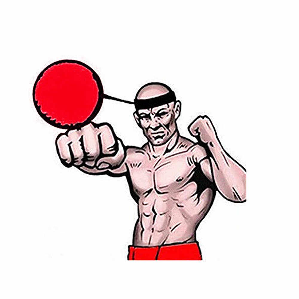 Oefenen Bal Strijd Bal Met Hoofd Band Voor Reflex Speed Training Boksen Boksen Punch Oefening Fitness Apparatuur #20