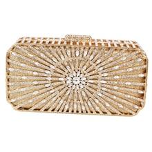 LaiSC Box form bling taschen party geldbörse taschen Luxus kristall abendtaschen frauen pochette diamant damen hochzeit handtaschen SC129