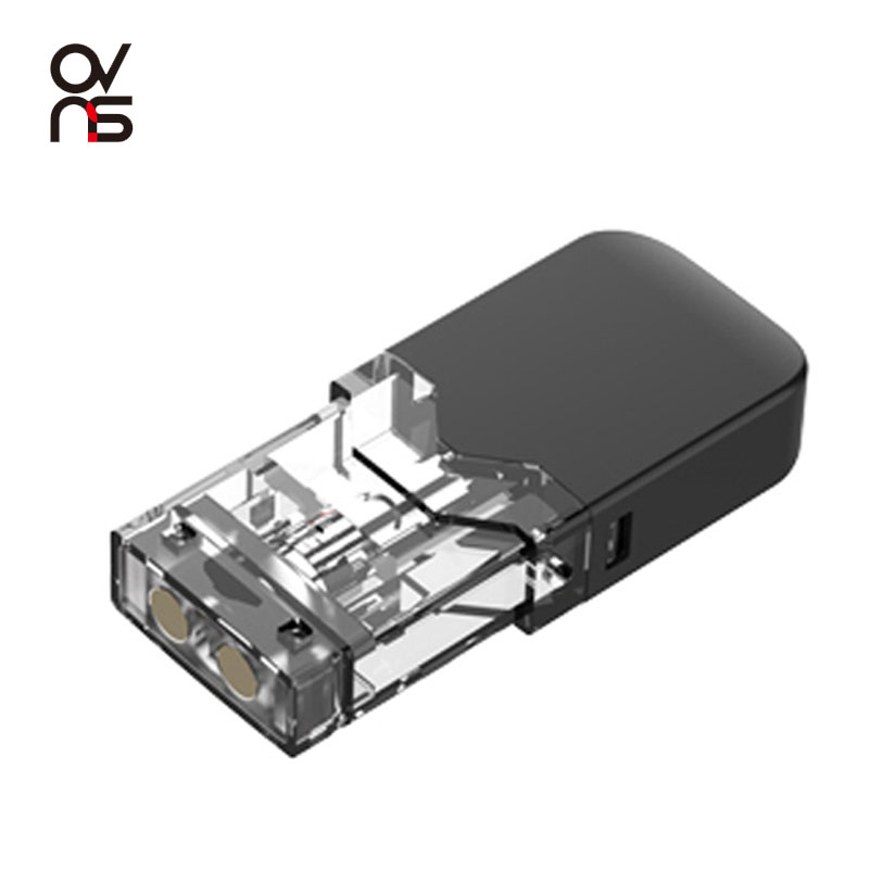 OVNS W01 Pod Cartridge For Juul For OVNS W01 Electronic Cigarette Kit Vape 0.7ml Capacity 1.8ohm Replacement Pods 3pcs/pack New