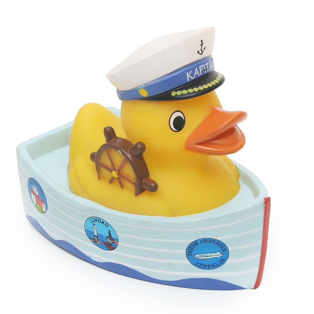 3 Pcs floating ducks Cute Baby Water Bath Toys ship/captain/chief ...
