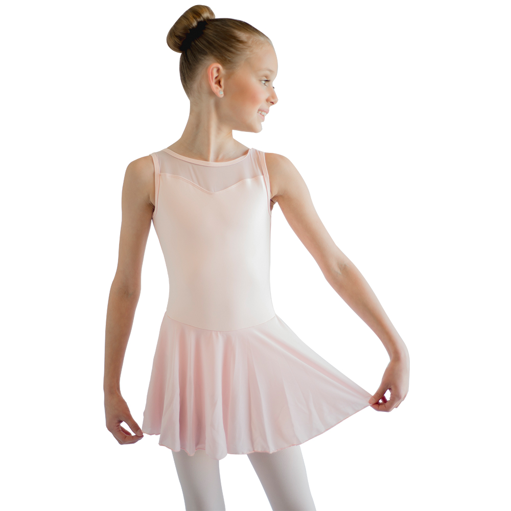 kids-girls-skirted-font-b-ballet-b-font-dance-leotard-black-pink-font-b-ballet-b-font-dance-dress