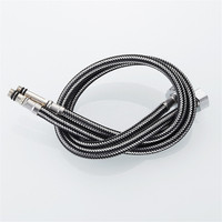 Plumbing Hoses 80cm/60cm/50cm Length G1/2 304 Stainless Steel Faucet Plumbing Hose Hot And Cold Faucet Plumbing Hose