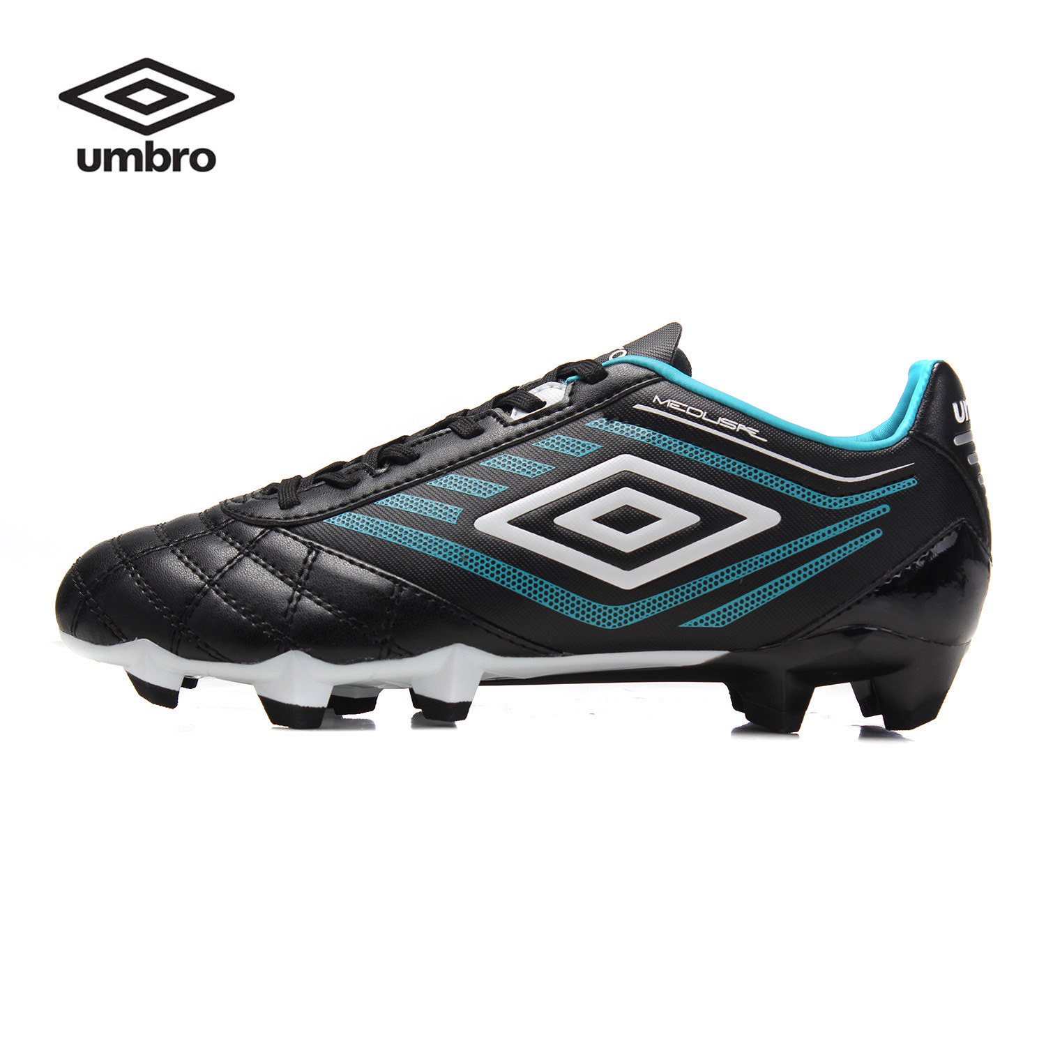 Umbro Football Mens Shoes HG Rubber Bottom Non-slip Professional Competition Training Football Boots Shoes For Soccer Ucb90139 umbro new men hard groud professional training sports football shoes soccer boots men spike shoes ucb90137