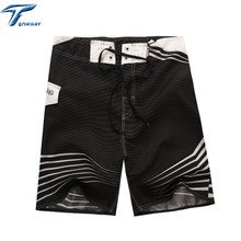 Big Size Mens Shorts Surf Board Shorts Summer Sport Beach Homme Bermuda Short Pants Quick Dry Silver Boardshorts 2018 New 30-44(China)