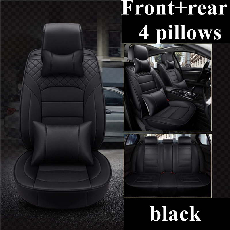 Citroen DS3 Rear Seat Cover Waterproof Black