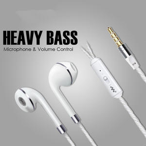 3.5mm Universal In ear Earphone Headset For iPhone Samsung Earbuds