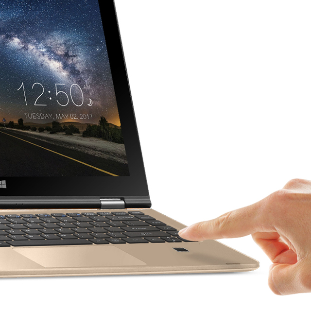 VOYO VBOOK series V3 Intel 6th CoRE i5-6200U 2.3-2.8GHz Win10 13.3″ Tablet pcs IPS With 4GB DDR4 128GB SSD laptop