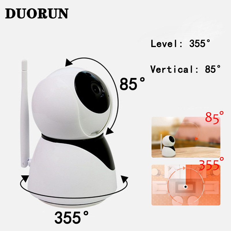 Security IP Camera HD 1080P Network Wireless WiFi CCTV Camera Mini Home Surveillance Night Vision Video Baby Monitor with CameraSecurity IP Camera HD 1080P Network Wireless WiFi CCTV Camera Mini Home Surveillance Night Vision Video Baby Monitor with Camera