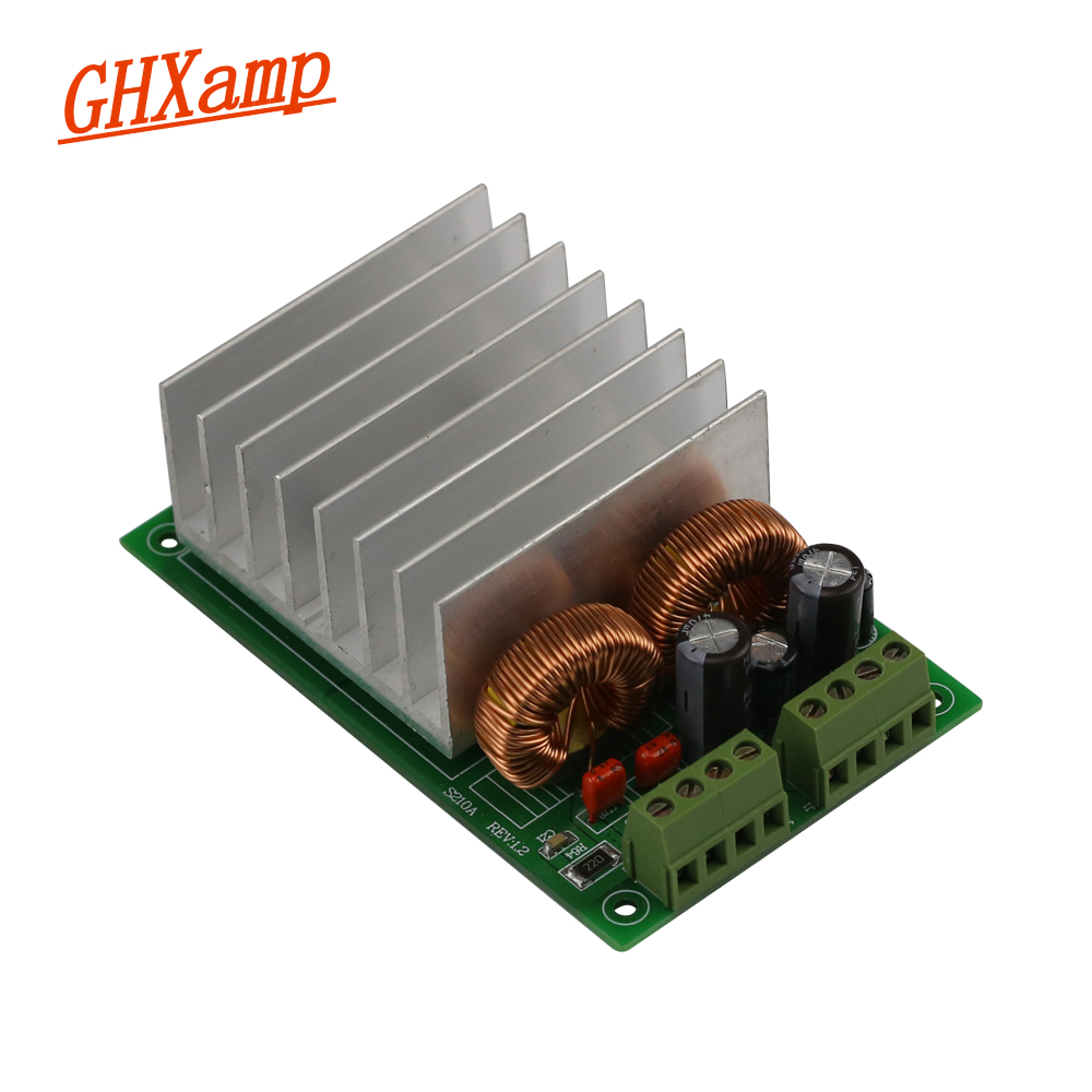 Ultra Tda8950 Tda8954 210w Digital Amplifier Board Fever Mono Btl Audio With Dc Volume C Nxp Ghxamp Stereo Dual Power 420w