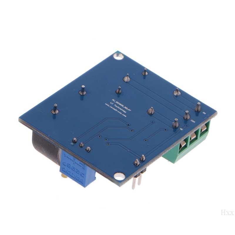 5A zabezpieczenie nadprądowe przekaźnik moduł AC wykrywania prądu 12 V/5 V przekaźnik nowy