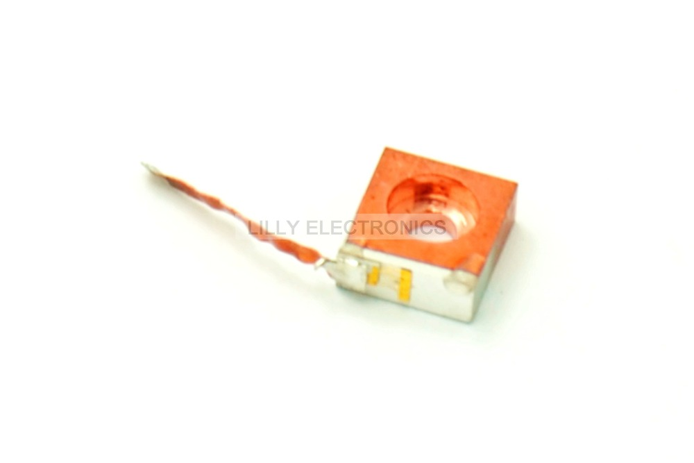 808nm +/3nm 1W C-Mount Infrared IR Laser Diode Not FAC to3 package 1w 2w 3w 5w 808nm 810nm infrared ir laser diode ld with fac