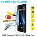 NEW 0.3mm 2.5 D 9H Tempered Glass for DOOGEE X5 X6 X5S Pro X5 Max Pro T6 Pro Homtom HT7 Y100 Screen Protector Protective Film