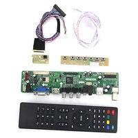 T.VST59.03 For B101AW06 V.1 N101L6 L01 LCD/LED Controller Driver Board (TV+HDMI+VGA+CVBS+USB) LVDS Reuse Laptop 1024x600