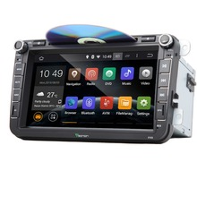 NEW Android 4.4.4 KitKat Car GPS Navigation DVD Player car radio for SKODA Fabia / Superb / Rapid / Praktik / Roomster /  Yeti