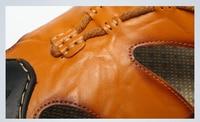 сандалии мужские, пляжные кожаные сандалии, брендовая мужская повседневная обувь, кроссовки из натуральной кожи, мужские шлепанцы, летняя обувь