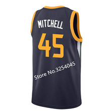 2019 New  45 Donovan Mitchell  24 Grayson Allen  3 Ricky Rubio  27 0159c8851