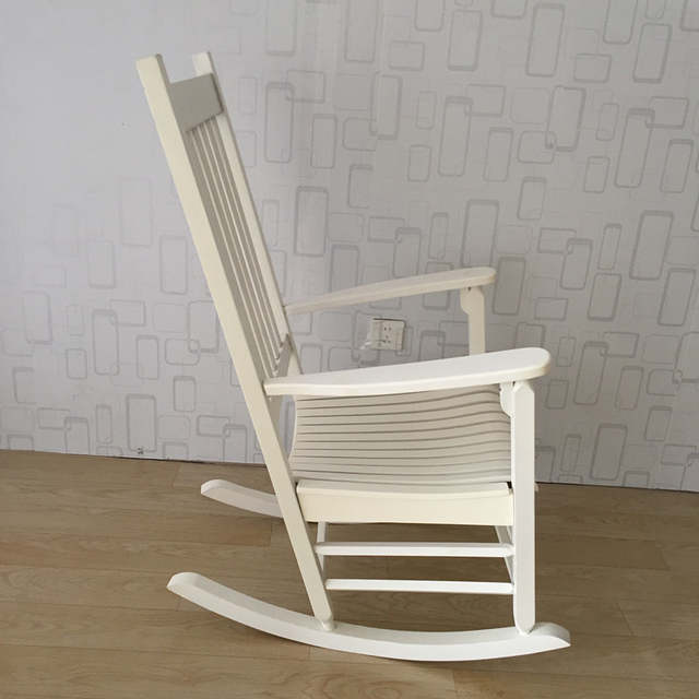 Marvelous Rocking Chair Wood Presidential Rocker Lving Room Furniture Bralicious Painted Fabric Chair Ideas Braliciousco
