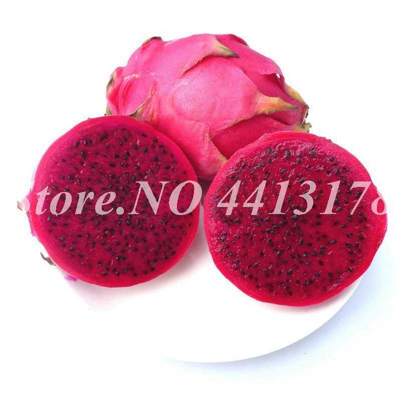 400 шт./пакет импортный красный питая японский сочный не ГМО бонсай дракон фрукты домашний сад Горшечное растение DIY легко выращивать